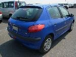 Used 2000 PEUGEOT 206 BF66761 for Sale Image 5