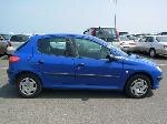 Used 2000 PEUGEOT 206 BF66761 for Sale Image 6