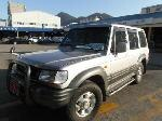 Used 2001 HYUNDAI GALLOPER IS00436 for Sale Image 1