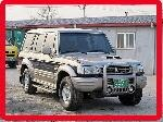 Used 1997 HYUNDAI GALLOPER IS00437 for Sale Image 4