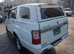 Used 2004 SSANGYONG MUSSO IS00443 for Sale Image 2