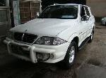 Used 2004 SSANGYONG MUSSO IS00444 for Sale Image 1
