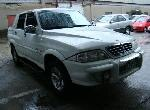 Used 2004 SSANGYONG MUSSO IS00444 for Sale Image 4