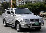 Used 2005 SSANGYONG MUSSO IS00446 for Sale Image 3