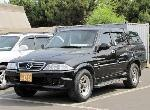 Used 2003 SSANGYONG MUSSO IS00448 for Sale Image 1