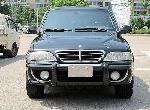 Used 2003 SSANGYONG MUSSO IS00449 for Sale Image 2