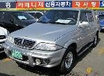 Used 2005 SSANGYONG MUSSO IS00453 for Sale Image 1