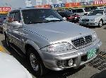 Used 2005 SSANGYONG MUSSO IS00453 for Sale Image 4