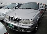 Used 2004 SSANGYONG MUSSO IS00454 for Sale Image 1
