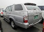 Used 2004 SSANGYONG MUSSO IS00454 for Sale Image 2