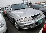 Used 2004 SSANGYONG MUSSO IS00454 for Sale Image 4