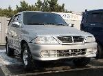 Used 2005 SSANGYONG MUSSO IS00457 for Sale Image 4