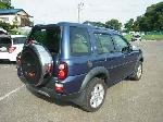 Used 2005 LAND ROVER FREELANDER BF66896 for Sale Image 5