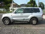 Used 2000 MITSUBISHI PAJERO BF66903 for Sale Image 2