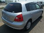 Used 2002 HONDA CIVIC BF66877 for Sale Image 5