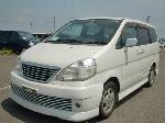 Used 2001 NISSAN SERENA BF66855 for Sale Image 1