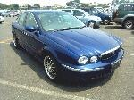 Used 2002 JAGUAR X-TYPE BF67023 for Sale Image 1
