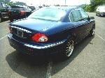 Used 2002 JAGUAR X-TYPE BF67023 for Sale Image 3