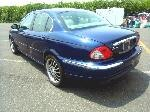 Used 2002 JAGUAR X-TYPE BF67023 for Sale Image 5