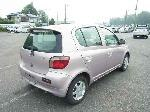 Used 1999 TOYOTA VITZ BF67121 for Sale Image 5