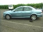 Used 2003 JAGUAR X-TYPE BF67036 for Sale Image 6