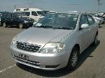 Used 2002 TOYOTA COROLLA SEDAN BF67202 for Sale Image 1