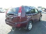 Used 2002 NISSAN X-TRAIL BF67140 for Sale Image 5
