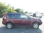 Used 2002 NISSAN X-TRAIL BF67140 for Sale Image 6