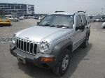 Used 2002 JEEP CHEROKEE BF67317 for Sale Image 1