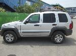 Used 2002 JEEP CHEROKEE BF67317 for Sale Image 2