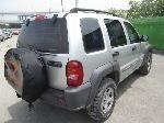 Used 2002 JEEP CHEROKEE BF67317 for Sale Image 4