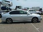 Used 2001 SUBARU LEGACY B4 BF67472 for Sale Image 6
