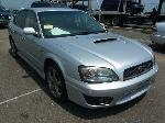 Used 2001 SUBARU LEGACY B4 BF67472 for Sale Image 7