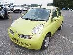 Used 2005 NISSAN MARCH BF67328 for Sale Image 1