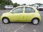 Used 2005 NISSAN MARCH BF67328 for Sale Image 2