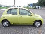 Used 2005 NISSAN MARCH BF67328 for Sale Image 6