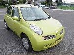 Used 2005 NISSAN MARCH BF67328 for Sale Image 7