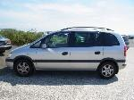 Used 2001 OPEL ZAFIRA BF67461 for Sale Image 2