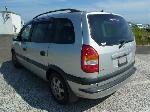 Used 2001 OPEL ZAFIRA BF67461 for Sale Image 3