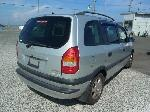 Used 2001 OPEL ZAFIRA BF67461 for Sale Image 5