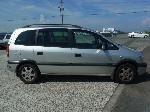Used 2001 OPEL ZAFIRA BF67461 for Sale Image 6
