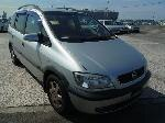 Used 2001 OPEL ZAFIRA BF67461 for Sale Image 7