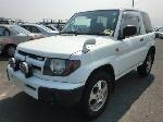 Used 1998 MITSUBISHI PAJERO IO BF67558 for Sale Image 1