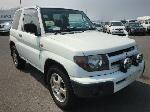 Used 1998 MITSUBISHI PAJERO IO BF67558 for Sale Image 7