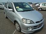 Used 2001 DAIHATSU YRV BF67487 for Sale Image 7