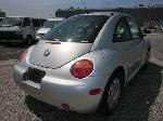 Used 2001 VOLKSWAGEN NEW BEETLE BF67492 for Sale Image 5