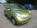 Used 2003 NISSAN MARCH BF67523 for Sale Image 7