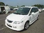 Used 2001 MAZDA PREMACY BF67527 for Sale Image 1