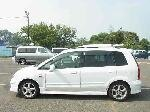 Used 2001 MAZDA PREMACY BF67527 for Sale Image 2