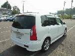 Used 2001 MAZDA PREMACY BF67527 for Sale Image 5